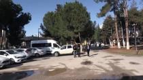 AKILLI TAHTA - Adana'da Okuldan Hırsızlık İddiası
