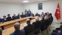 AHMET ÖZEN - Adıyaman Ziraat Odaları İl Koordinasyon Kurulu Toplandı