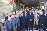 AK Parti Batman İl Başkanı Güneştekin'den Sason Ziyareti