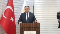 MEHMET DURUKAN - AK Parti Develi İlçe Teşkilatı Ocak Ayı Meclis Toplantısını Yaptı