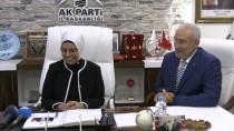ŞEHİT ÜSTEĞMEN - AK Parti Genel Başkan Yardımcıları Kavakcı Ve Çalık, Malatya'da