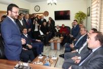 AK Parti Genel Başkan Yardımcısı Karacan, ' Türkiye Bugünlere 2002 Yıllarından Sonra Geldi'
