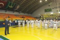 AKHİSAR BELEDİYESPOR - Akhisar Belediyespor Taekwondo Takımında 120 Sporcu Kuşak Terfi Etti