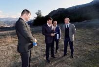 AMASYA VALİSİ - Amasya'ya 600 Yataklı Hastane Yapılacak