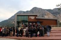 TELEFERIK - Antalya Teleferik 2017'De 350 Bin Kişiyi Zirveye Taşıdı