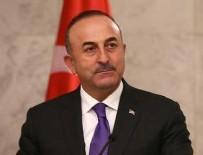 TEVFİK İLERİ - Başbakan Yardımcısı Çavuşoğlu Açıklaması