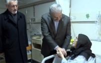 SEMİHA YILDIRIM - Başbakan Yıldırım'dan Sürpriz Hastane Ziyareti