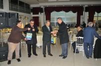 AKŞEHİR BELEDİYESİ - Başkan Akkaya'dan Belediye Personeline Herse