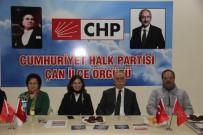 Başkan Gökhan'dan CHP Çan İlçe Başkanlığına Tebrik Ziyareti