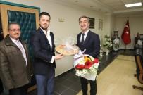 Başkan Şirin'e Arnavut Böreği