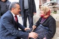 Başkan Tutal'dan Engellilere Ziyaret