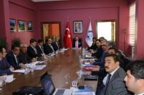 CEVAT GÜN - Bingöl'de 'Kış Tedbirleri Koordinasyon Toplantısı'