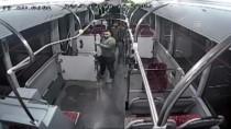 KAPKAÇ - Bir Kapkaçtan Diğerine Otobüsle Gitmişler