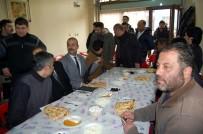 ULU CAMİİ - Bitlis Esnafından Vali Ustaoğlu'na Teşekkür
