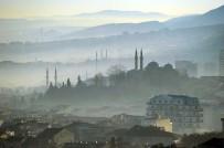 BURSA VALİLİĞİ - Bursa'da Hava Kirliliği Dünya Sağlık Örgütü Değerlerinin 5 Katı