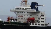 ÇANAKKALE BOĞAZı - Çanakkale Boğazı'nda Gemi Arızası