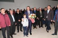 ÇANAKKALE ŞEHITLERI - Çetin Açıklaması 'Yaptığımız Açılışlar Bir Türkiye Rekorudur'