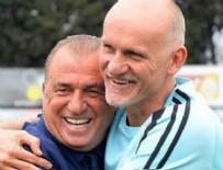 INSTAGRAM - Claudio Taffarel, Galatasaray'a geri döndü