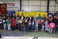 Çukurca'da Spor Seferberliği