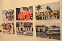 MOĞOLISTAN - Dağcılar dünyayı çektikleri fotoğraflarla Bursa'da tanıttı
