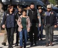 BAŞÖRTÜLÜ - DEAŞ Görünümlü PKK'lılar
