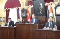 ATIK SU ARITMA TESİSİ - Edirne Belediye Meclisi 2018'İn İlk Toplantısı Yapıldı