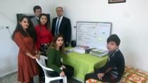 MOTOSİKLET KAZASI - Engelli Öğrenciye Evde Eğitim
