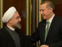 HASAN RUHANİ - Erdoğan, Ruhani ile görüştü!