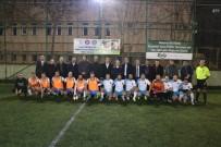 FUTBOL TURNUVASI - Genç Memur-Sen'den Kurumlar Arası Futbol Müsabakası