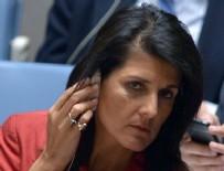 ABD Pakistan ve Filistin'e yardımları durdurdu