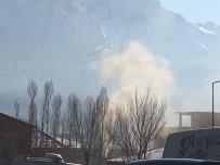 PARTIKÜL - Hakkari'deki Hava Kirliliği Korkutuyor