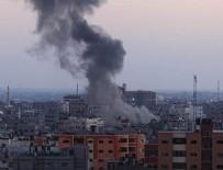 ROKET SALDIRISI - İdlib'de 2 haftada 58 sivil öldü