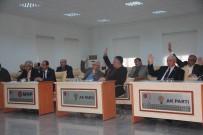 AHMET EREN - İnsan Hakları İlçe Kurulu Üyelerinin Seçimi Yapıldı