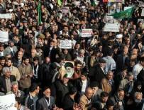 YÖNETİM KARŞITI - İran Devrim Muhafızları Komutanı Caferi: Rejim karşıtı gösteriler sonlandırıldı