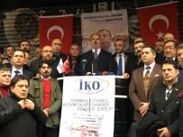 KANUN TASLAĞI - İstanbul Kuyumcular Odası Başkanı İşler Açıklaması 'Kuyumcuların Riskli Meslekler Grubuna Alınmasını Talep Ediyoruz'