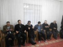 MEHMET ÖZKAN - Kaymakam Özkan'dan Taziye Ziyareti