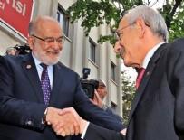 TEMEL KARAMOLLAOĞLU - Kemal Kılıçdaroğlu ve Temel Karamollaoğlu bir araya gelecek