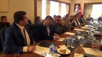 KEMER BELEDİYESİ - Kemer Belediyesi Meclisinde Gerginlik
