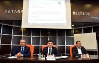 OLGUNLUK - Kepez Belediye Başkanı Tütüncü Açıklaması '2017'De Tarihi Rekor Kırdık'
