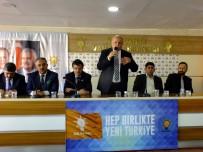 KAYHAN TÜRKMENOĞLU - Küresünni'lerden Başkan Türkmenoğlu'na Ziyaret
