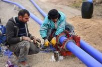 HASAN ÇELEBI - Malatya'da 3 Mahalle Daha İçmesuyuna Kavuştu