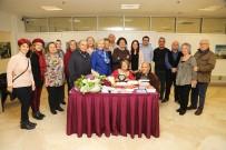 TÜRKAN SAYLAN - Maltepe'de 2018 Yılı Kültür Sanat Etkinlikleri Resim Sergisiyle Başladı