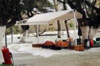 OYMAPıNAR - Manavgat Şelalesi Sular Altında