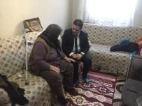 PSİKOLOJİK DESTEK - Manisa Büyükşehir Belediyesi İhtiyaç Sahiplerini Yalnız Bırakmadı