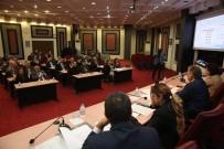 MEMDUH BÜYÜKKıLıÇ - Melikgazi Belediye Meclisinde 30 Gündem Maddesi Görüşüldü