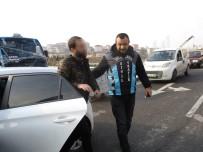 GAYRETTEPE - Aracı ile merdivenden inen sürücü konuştu