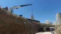 PETROL OFISI - MESKİ, Liman-Hal Köprülü Kavşağındaki Çalışmaları Tamamladı