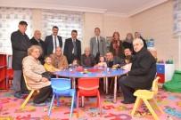 İKİNCİ EL EŞYA - Muhtarlar ALGEM'i Ziyaret Etti