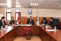 BİLGİ EVLERİ - Muş Belediyesi Yılın İlk Meclis Toplantısını Yaptı