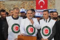 KIDEM TAZMİNATI - Muş'ta Taşeron İşçilerinin Kadro Sevinci